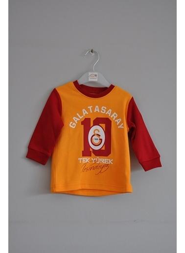 Zeynep Tekstil 2 li Takım Sarı